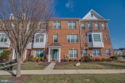 Silver Spring Townhouse For Sale: 1503 Hideaway Place