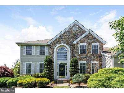 Cranbury Single Family Home For Sale: 12 Poplar Drive