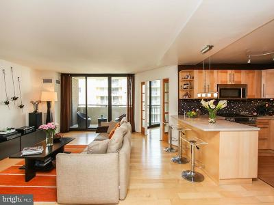 Chevy Chase Single Family Home For Sale: 4620 Park Avenue #1409E