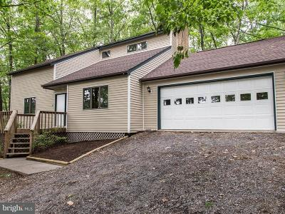 Frederick County, Harrisonburg City, Page County, Rockingham County, Shenandoah County, Warren County, Winchester City Single Family Home For Sale: 211 Overlook Drive