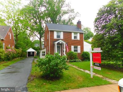Falls Church Single Family Home For Sale: 800 Berry Street