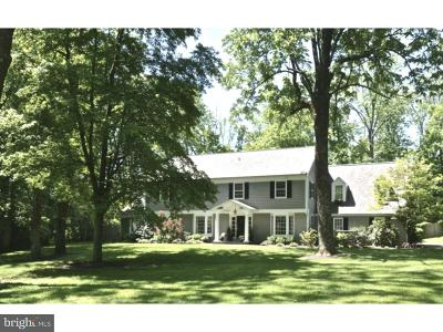 Princeton Single Family Home For Sale: 166 Fairway Drive