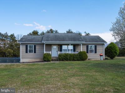 Luray Single Family Home For Sale: 199 Pasture View Lane