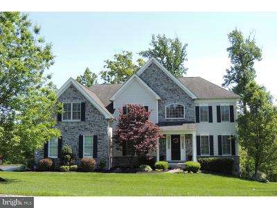 Chadds Ford PA Single Family Home For Sale: $874,900