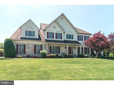 North Wales Single Family Home For Sale: 113 Usher Lane