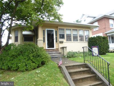 Lansdale Single Family Home For Sale: 509 York Avenue