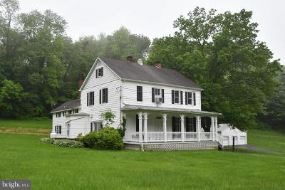 Port Deposit Single Family Home For Sale: 310 Bainbridge Road