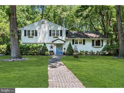 Moorestown Single Family Home For Sale: 703 Beacon Street
