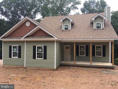 Carroll County Single Family Home For Sale: Pinch Valley Road
