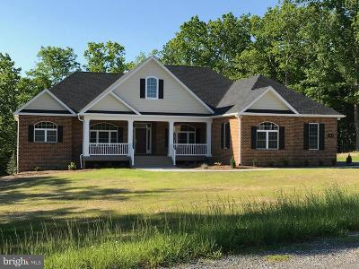 Frederick County Single Family Home For Sale: Eyles Lane
