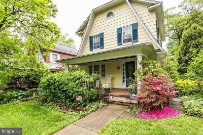 Mt Washington Single Family Home Active Under Contract: 2402 Everton Road