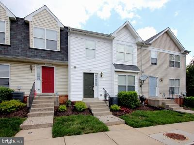 Hyattsville Townhouse For Sale: 3505 65th Avenue #11C