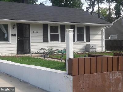 Oxon Hill Single Family Home For Sale: 7110 Leyte Drive