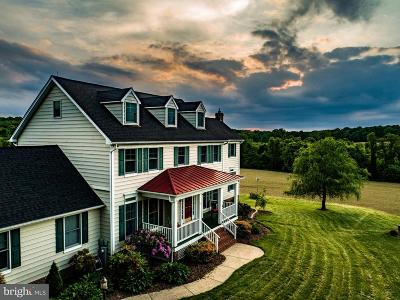 Woodbine Single Family Home For Sale: 15495 Carrs Mill Road
