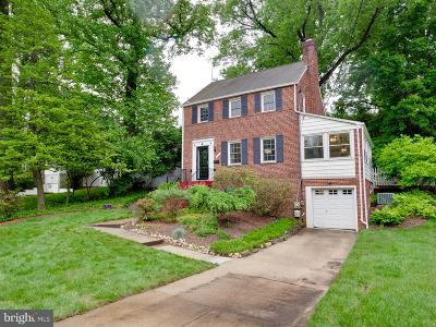 Silver Spring MD Single Family Home For Sale: $579,000