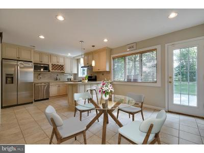 Princeton Junction Single Family Home For Sale: 52 Penn Lyle Road
