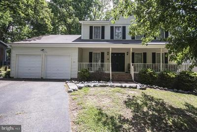 Stafford County Single Family Home For Sale: 1031 Harbour Drive