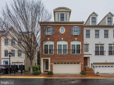 Mclean Townhouse For Sale: 1623 Colonial Hills Drive