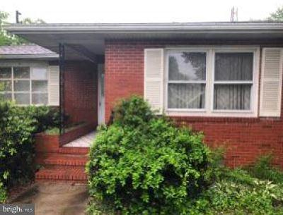 Dorchester County Single Family Home For Sale: 5848 Richardson Road