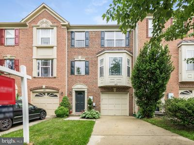 Gaithersburg MD Townhouse For Sale: $385,000