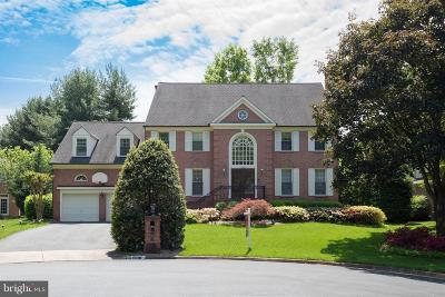 McLean Rental For Rent: 1205 S Huntress Court