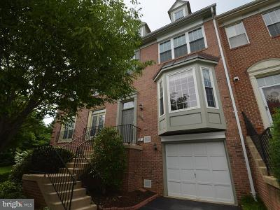 Kingstowne Townhouse For Sale: 6224 Littlethorpe Lane