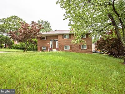 Glen Burnie Single Family Home For Sale: 7936 Pipers Path