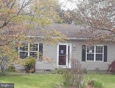 Easton Single Family Home Under Contract: 29950 Beans Road