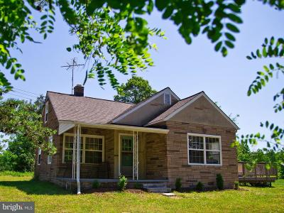 Single Family Home For Sale: 10021 Brock Road