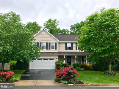 Manassas VA Single Family Home For Sale: $485,000