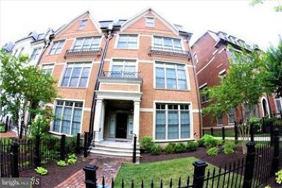 North Bethesda Townhouse For Sale: 10851 Symphony Park Drive