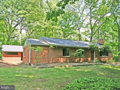 Alexandria Single Family Home For Sale: 1301 Gahant Road