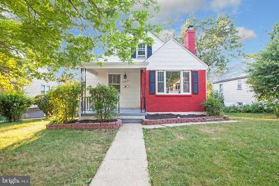 Hamden, Hamilton, Hamilton Area, Hamilton-Lauraville, Hamilton/Parkville, Hamilton/Rosemont East, Hamiltowne Single Family Home For Sale: 6404 Moyer Avenue