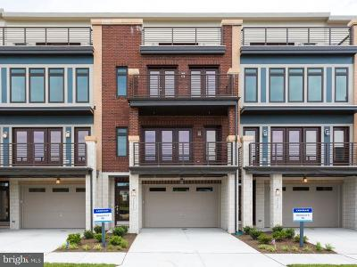 Ashburn Townhouse For Sale: 20066 Old Line Terrace
