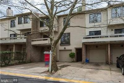 Gaithersburg Townhouse For Sale: 18736 Pier Point Place