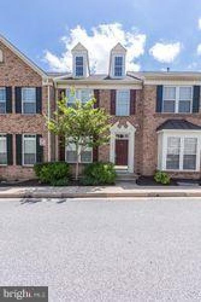 Perry Hall Townhouse For Sale: 5059 Cameo Terrace