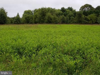 Louisa County Residential Lots & Land For Sale: Burruss Mill Rd.