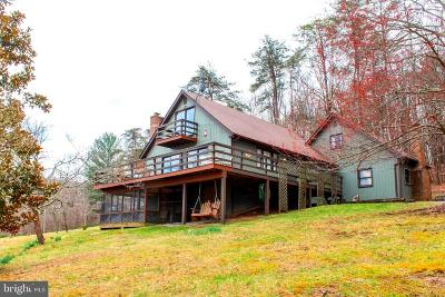 Great Cacapon Single Family Home For Sale: 325 Amberwood Lane