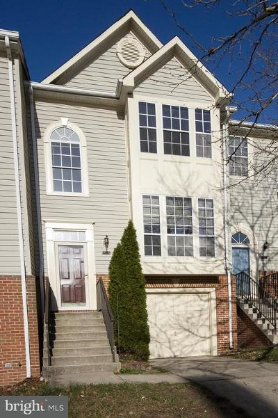 Ellicott City MD Townhouse For Sale: $379,900