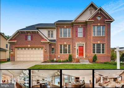 Single Family Home For Sale: 2215 Dulaney View Court