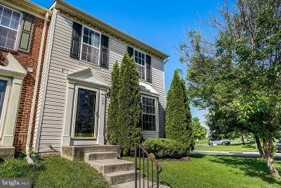 Baltimore Townhouse For Sale: 117 Brinsmaid Court