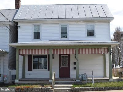 Cumberland County Multi Family Home For Sale: 306 E Garfield Street