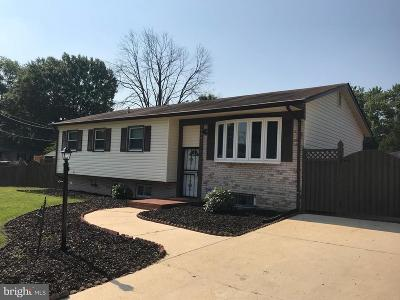 District Heights Single Family Home For Sale: 2007 Tiber Drive