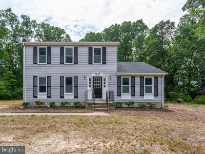 Brandywine Single Family Home For Sale: 12404 Crain Highway