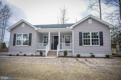 Willards Single Family Home Under Contract: 9321 Green Branch Road
