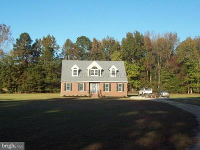 Westover Single Family Home For Sale: 8395 River Road