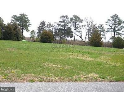Worcester County, WORCESTER COUNTY Residential Lots & Land For Sale: 108 Morgan Run