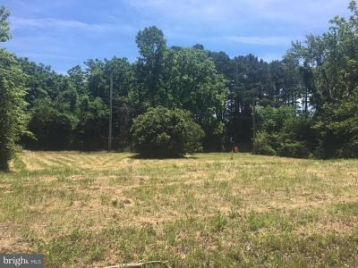 Worcester County, WORCESTER COUNTY Residential Lots & Land For Sale: 1465 Madison Road