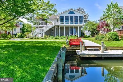 Berlin Single Family Home For Sale: 4 N Pintail Drive