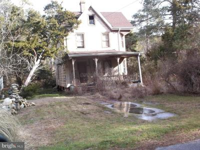 Crisfield Single Family Home For Sale: 26268 Stouty Sterling Road
